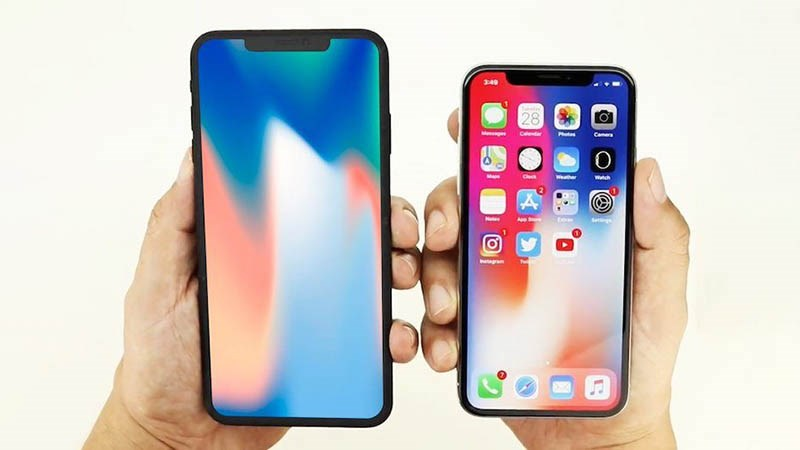 iPhone X vs iPhone X Plus