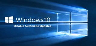6 cách tắt update win 10, chặn cập nhật trên win 10 hiệu quả