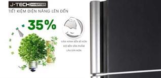 Công nghệ J-Tech Inverter trên tủ lạnh Sharp có lợi ích gì?
