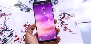 Mẹo hay tiết kiệm pin cho Samsung Galaxy Note 8