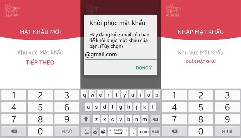 Cách chống trộm và thông báo Đầy pin khi sạc smartphone nơi công cộng