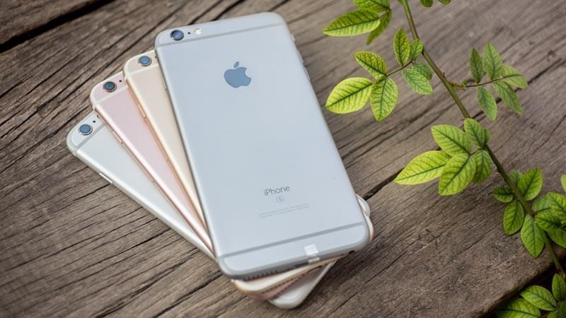 iPhone 6s Plus 32GB đang giảm 1 triệu tại TGDĐ, mua ngay xài Tết!
