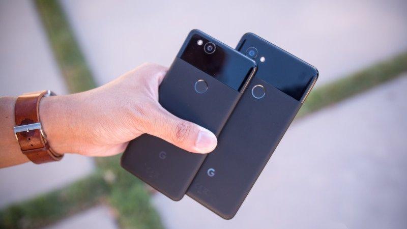 Google Pixel 2 và Pixel XL 2