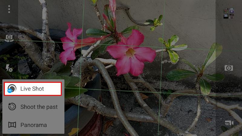 Hướng dẫn đem tính năng Live photo trên iPhone lên Android