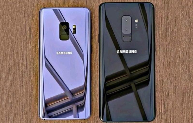 So sánh Galaxy S9 và iPhone X