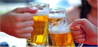 4 không sau khi uống bia