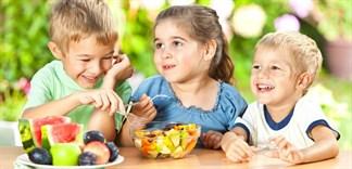 6 cách để trẻ không quá gầy, quá béo