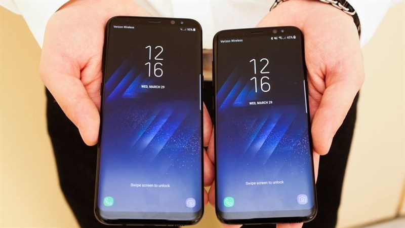 Galaxy S8, S8 Plus là smartphone Android tốt nhất do Techradar bình chọn