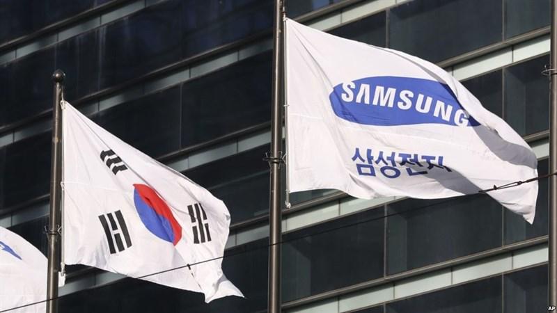 Giá trị thương hiệu của Samsung đã vươn lên vị trí thứ 4 thế giới