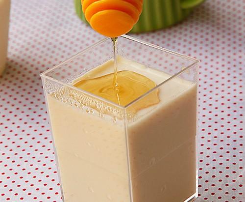 Pudding đậu nành