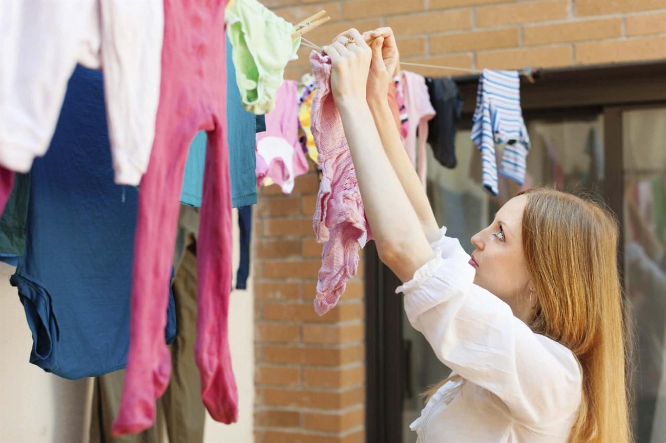 Lý do nên mua một chiếc máy sấy quần áo cho những ngày trời nồm ẩm