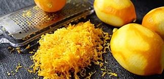 Tại sao bạn nên cạo vỏ cam quýt trước khi ép nước chúng?