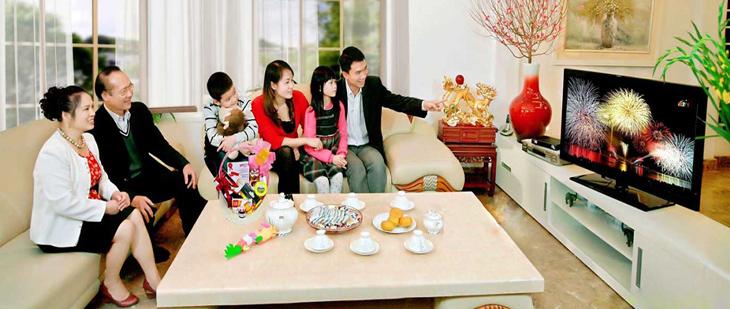 Tư vấn chọn mua tivi cho gia đình có người lớn tuổi