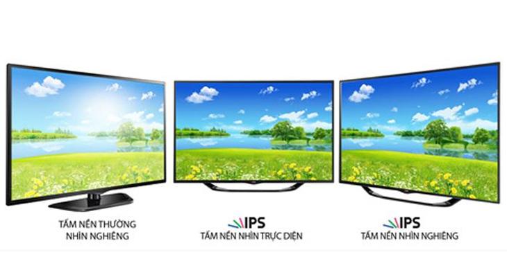 Tivi màn hình IPS