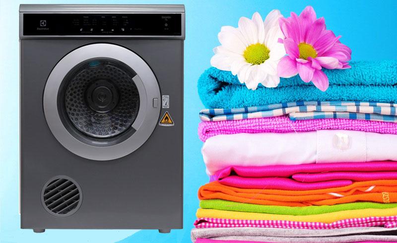 3 ly do nen mua mot chiec may say quan ao cho gia dinh1 - Nên chọn tủ sấy hay máy sấy quần áo?