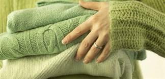 Cách giặt áo len hiệu quả