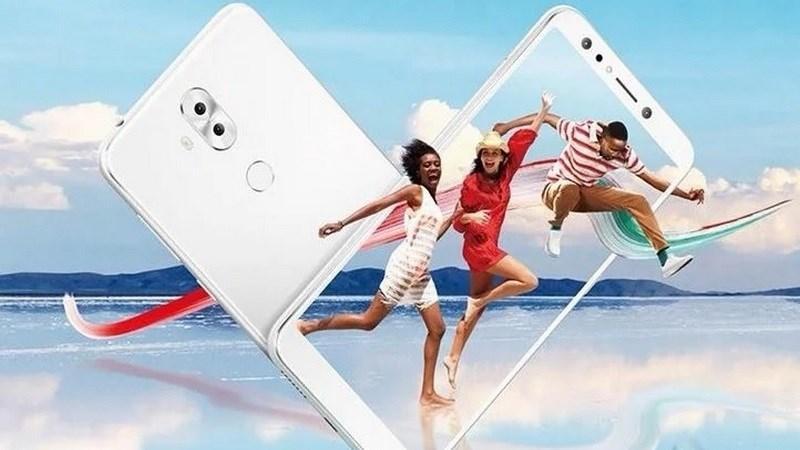 Hình ảnh báo chí Zenfone 5 Lite xuất hiện, màn hình 18:9 và 4 camera