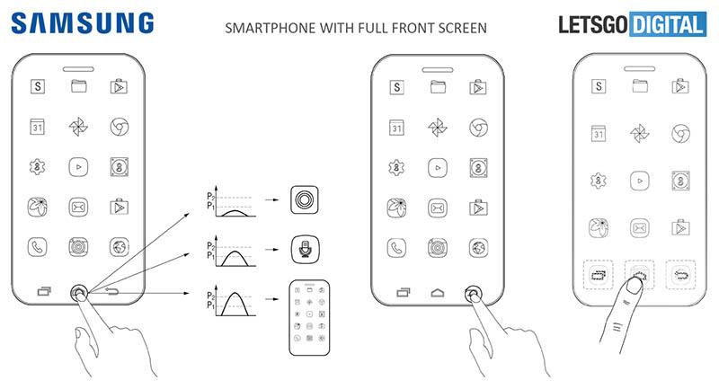 Bằng sáng chế Samsung