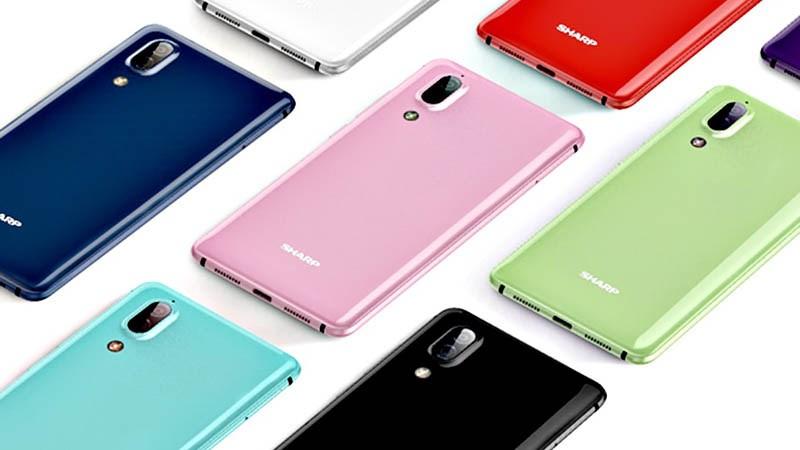 Màu sắc smartphone