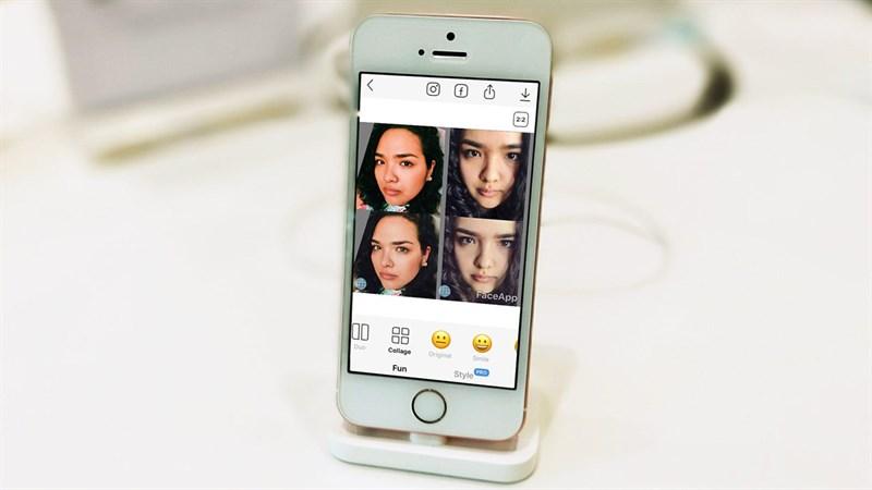 Dùng thử FaceApp xem khuôn mặt bạn sẽ thế nào khi vài mùa xuân sang