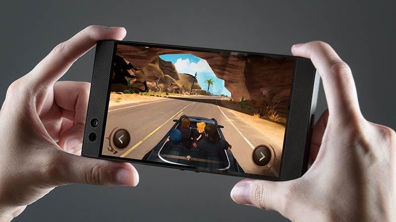 Smartphone chơi game