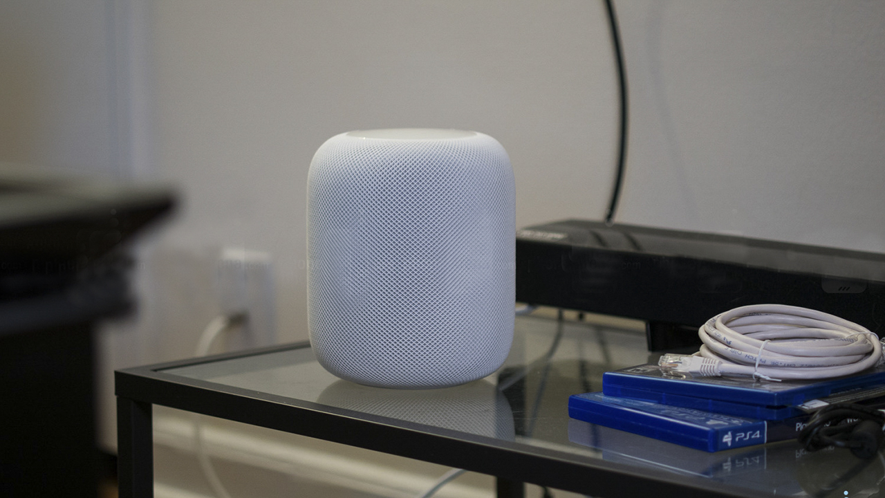 Đánh giá Apple Homepod