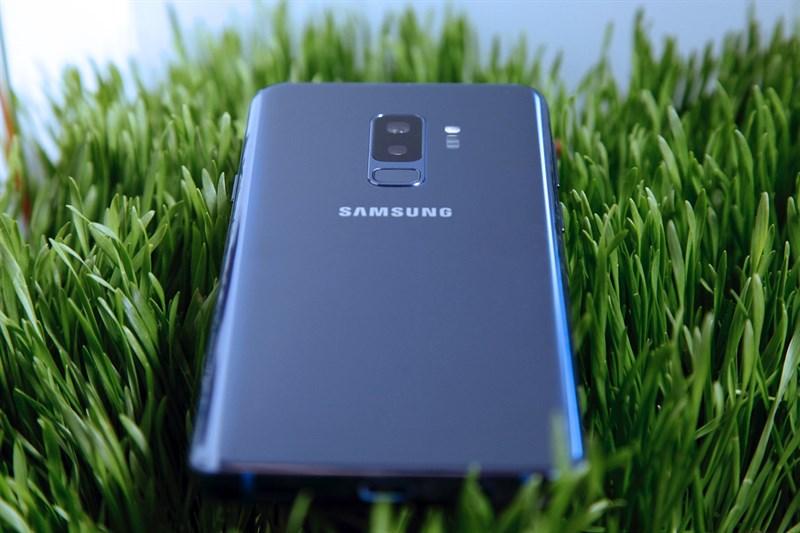 Thiết kế điện thoại Samsung Galaxy S9