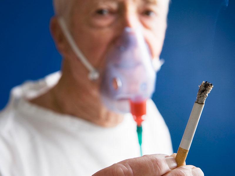 Nguyên nhân gây phổi tắc nghẽn mạn tính