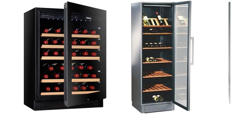 7 tiêu chí chọn mua tủ trữ rượu vang đẳng cấp, đúng chuẩn