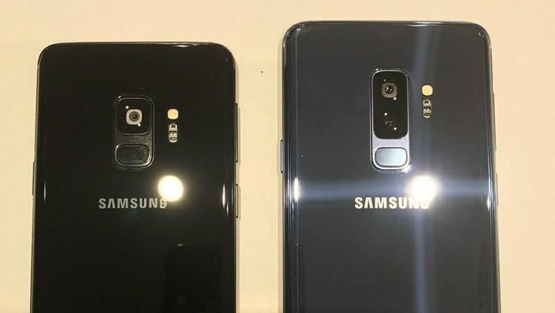 Galaxy S9 & S9 Plus lộ ảnh bằng xương bằng thịt