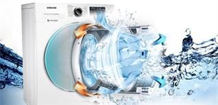Tại sao máy giặt cần có tốc độ vắt cao?