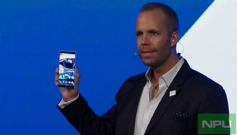 Nokia 7 Plus camera kép, màn hình 18:9 chính thức trình làng