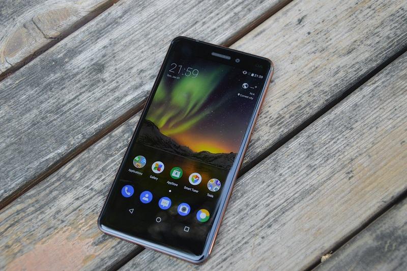 Nokia 6 (2018) lên kệ toàn cầu vào tháng 4, giá 5.5 triệu đồng