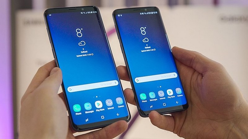 S9 vs S9 Plus