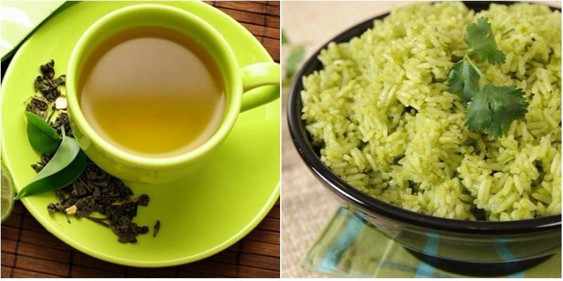 Nấu cơm với nước trà giúp ngăn ngừa ung thư, chăm sóc và bồi dưỡng sức khỏe
