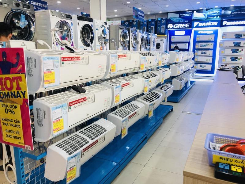 Siêu thị Điện máy XANH Trần Não (Quận 2), TP.HCM