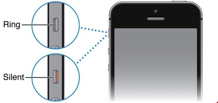 Cách khắc phục khi iPhone bị mất âm thanh