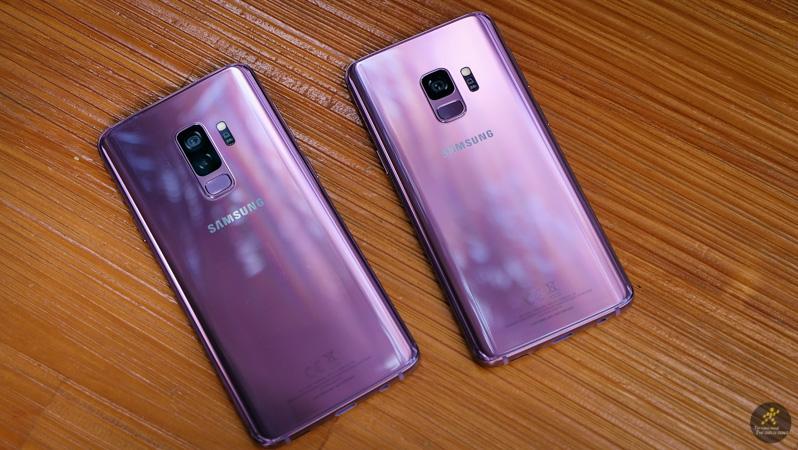 Thiết kế điện thoại Samsung Galaxy S9 Plus 128GB