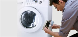 Tại sao nên lắp dây tiếp đất cho máy giặt?