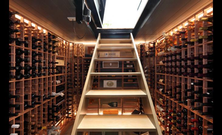 Tránh di chuyển rượu vang nhiều để hương vị rượu không bị thay đổi