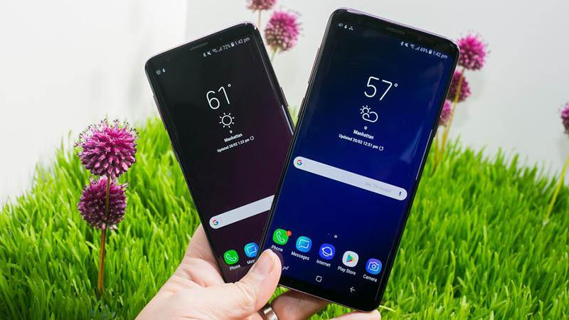 S9 vs S9+