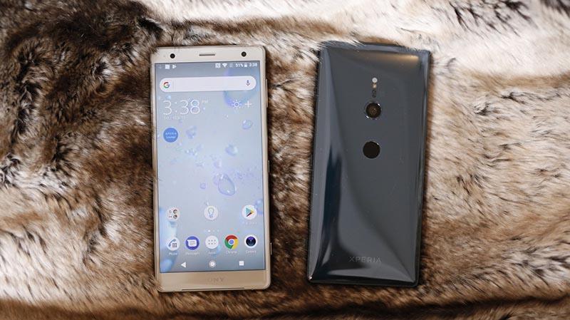 Sony XZ2 vs XZ2 Compact
