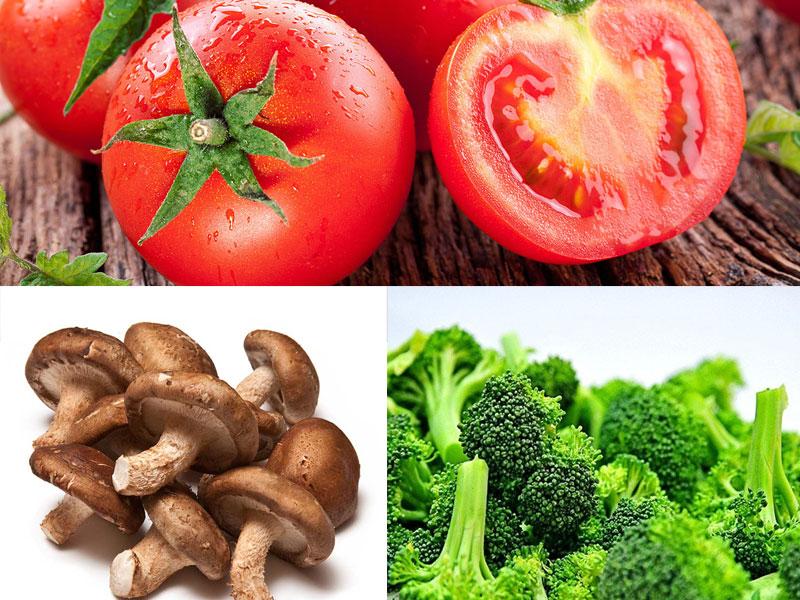 Thực phẩm phòng ngừa ung thư dạ dày