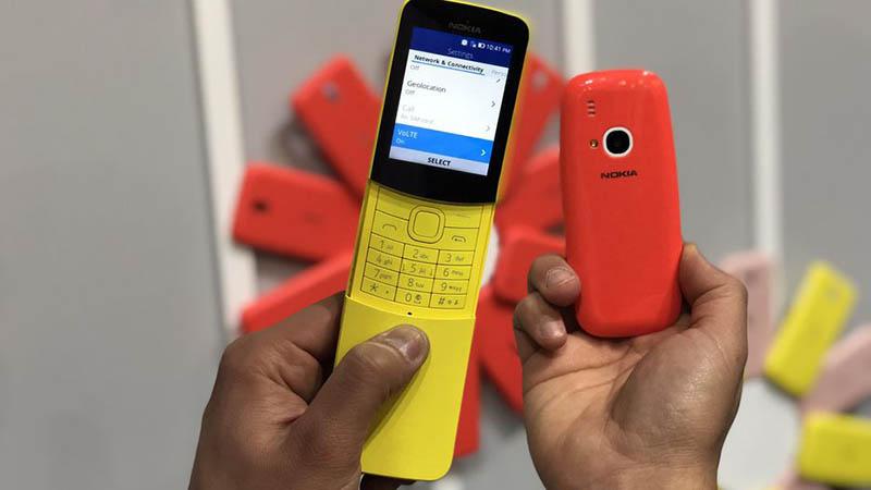 nokia-8110 vs nokia-3310