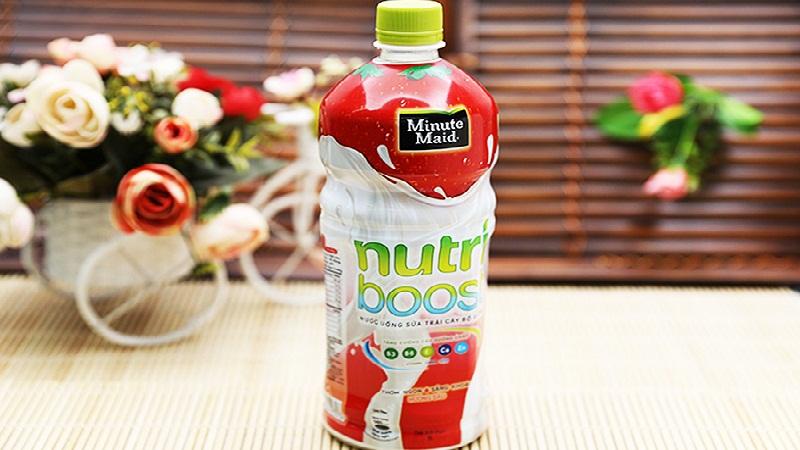 """Sữa trái cây được quảng cáo """"không chỉ là sữa…"""""""