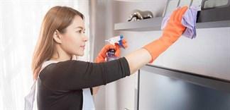Tai hại vô cùng khi kết hợp các chất tẩy rửa này với nhau