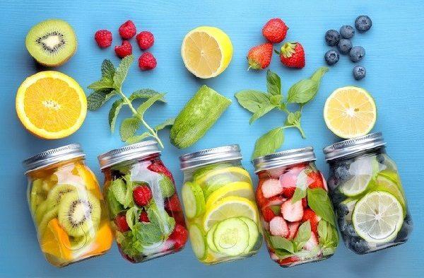 Nước Detox là gi? Các công thức làm nước Detox đơn giản dễ làm tại nhà