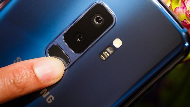 Samsung giải thích tại sao Galaxy S9 không dùng cảm biến vân tay dưới màn hình