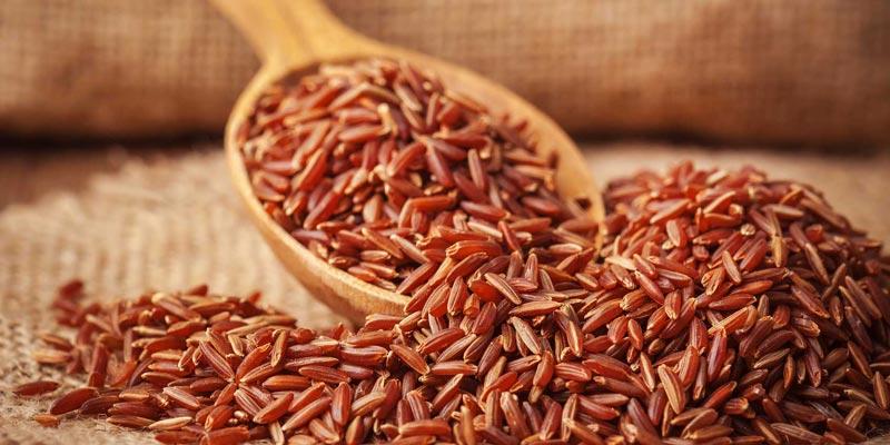 100gr gạo lứt chứa khoảng 7,2 grams protein nhiều hơn so với gạo trắng