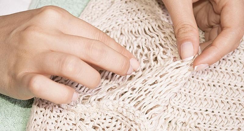 Mẹo xử trí khi áo len bị xù lông